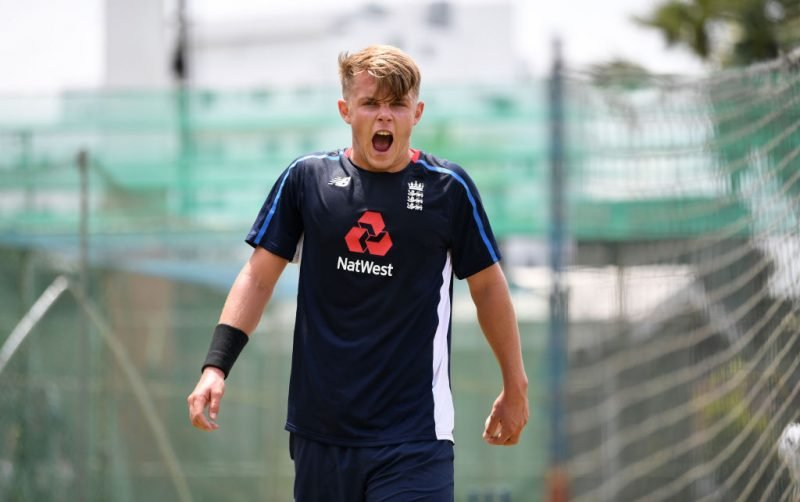 Sam Curran made the IPL overseas player list for 2020