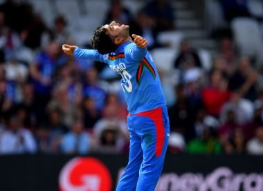 Men's ODI spells of the decade, No.3: Rashid Khan parties away from the eyes of the world