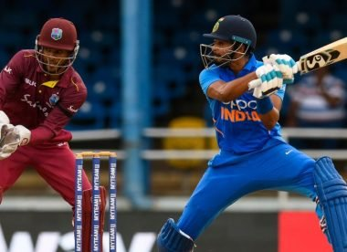 Could Shreyas Iyer be the answer to India's No.4 conundrum?