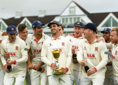 The County Championship team of the decade
