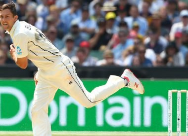 Finger injury cuts short Trent Boult's Australia tour