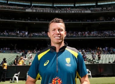 Peter Siddle: Top five spells in Test cricket