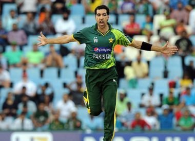 Men's T20I spells of the decade, No.3: Umar Gul repeats his trick