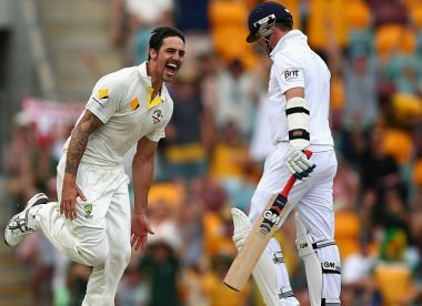 Men's Test spells of the decade, No.5: Mitchell Johnson begins his grand comeback