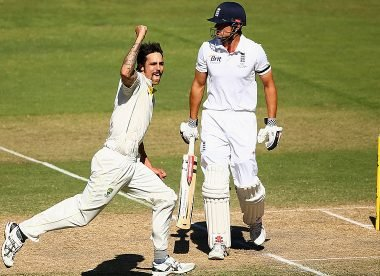 Men's Test spells of the decade, No.3: Johnson extends the torment