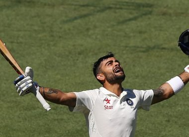 Wisden's Cricketers of the Decade: Virat Kohli