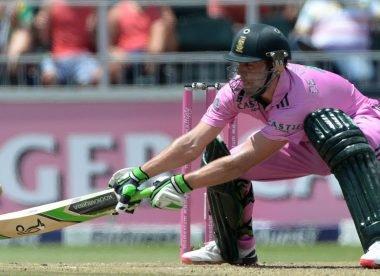 Men's ODI innings of the decade, No.2: AB de Villiers' perfect storm