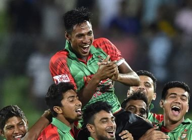 Men's ODI spells of the decade, No.4: Mustafizur Rahman shocks India in debut series