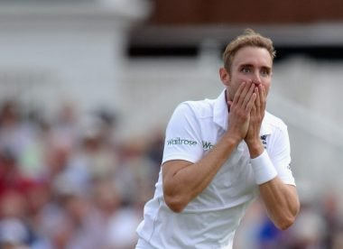 Men's Test spells of the decade, No.1: Stuart Broad wins the Ashes in a session