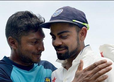 Sangakkara or Kohli, who should captain Wisden's Test team of the decade?