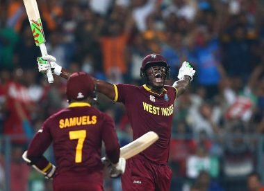 Men's T20I innings of the decade, No.1: Carlos Brathwaite, remember the name
