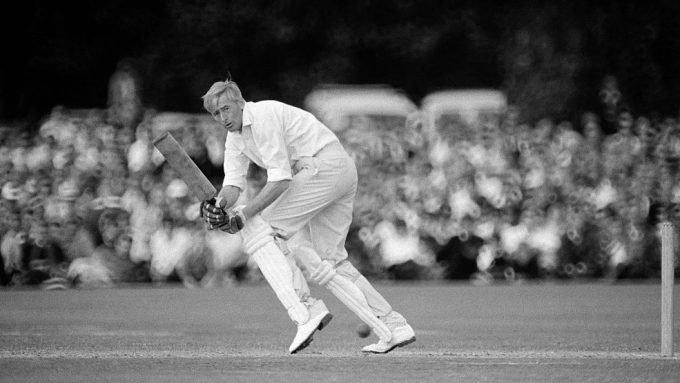 Alan Oakman: The man who held his own in the Laker Test - Almanack