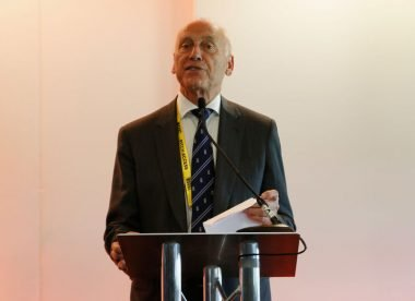 ECB chairman Colin Graves awarded CBE in New Years Honours list