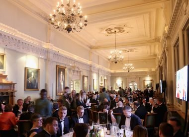 The 2018 Wisden Dinner speech: One more thing to worry about