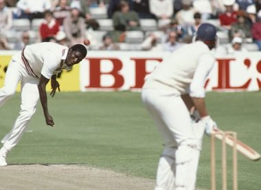 Joel Garner: An immense athlete who made the most of his height – Almanack