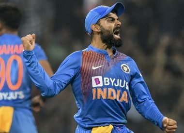 Pumped up Virat Kohli steals limelight from KL Rahul, Rohit Sharma