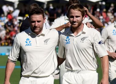 McCullum believes Kane Williamson must be given more freedom to 'drive New Zealand forward'