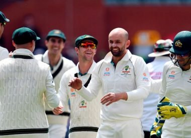 How Nathan Lyon ended Pakistan's Australia misadventure