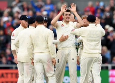 Craig Overton, Dom Bess to join England Test squad as cover