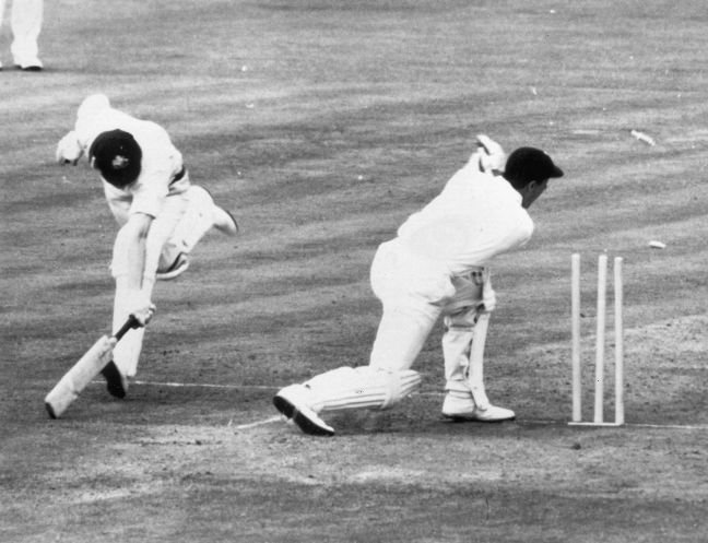 Geoff Pullar had a career blighted by injuries