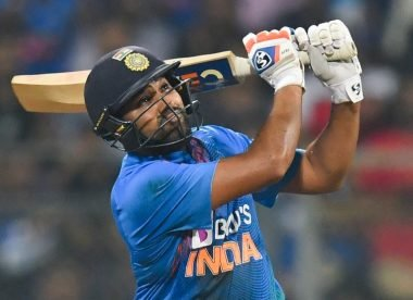 Stats: Rohit Sharma breaks Jayasuriya's 22-year-old record to end prolific 2019
