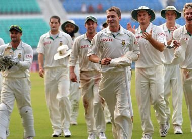 How Dale Steyn 'got lucky' with his career-best 7-51 in Nagpur