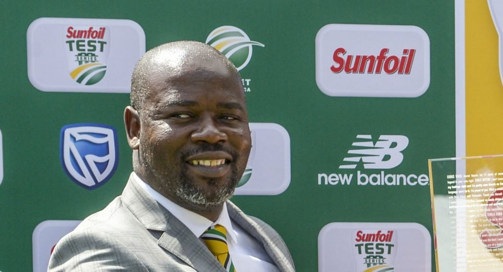 Thabang Moroe has been suspended from his role as CSA CEO