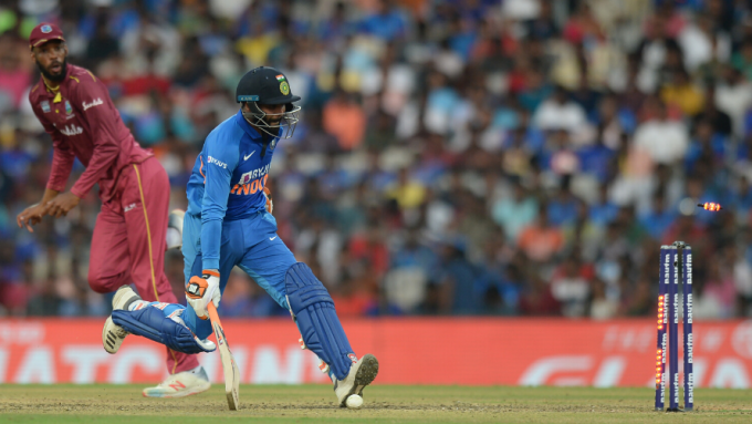 'Never seen that happen in cricket' – Virat Kohli fumes at dubious run-out call