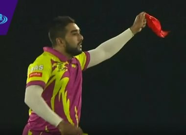 Watch: Tabraiz Shamsi unveils 'magical' celebration in Mzansi Super League
