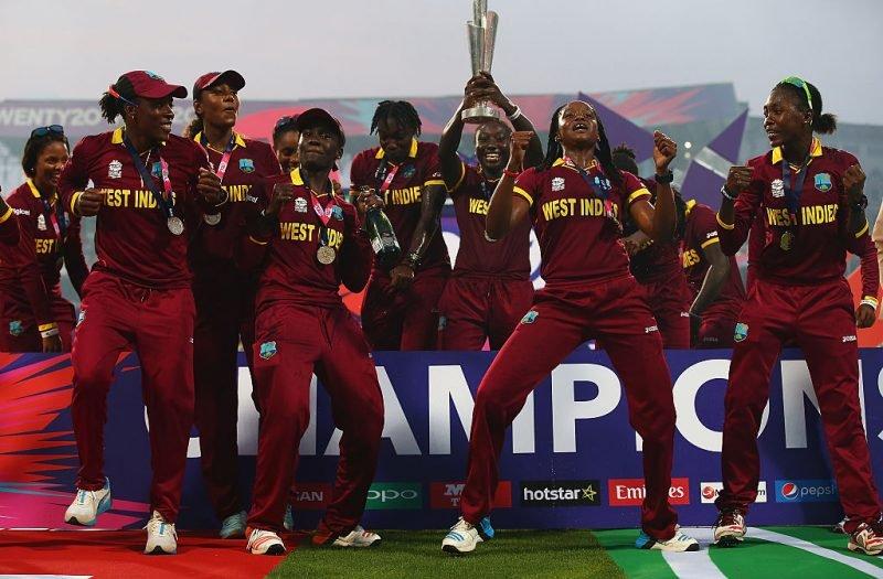 West Indies Women won the 2016 World T20