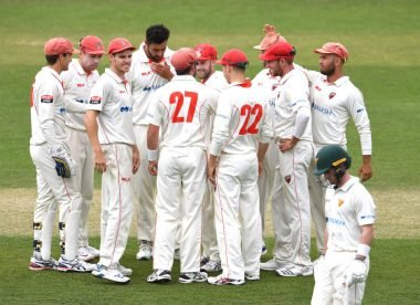 Sheffield Shield team of the week – round six
