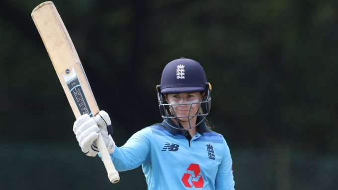 Stats: Tammy Beaumont rubbing shoulders with the greats