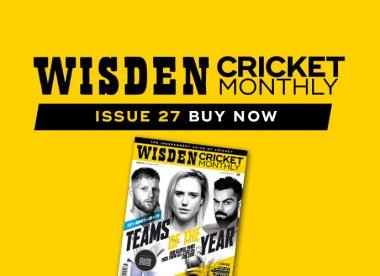 Wisden Cricket Monthly issue 27: Teams of the year