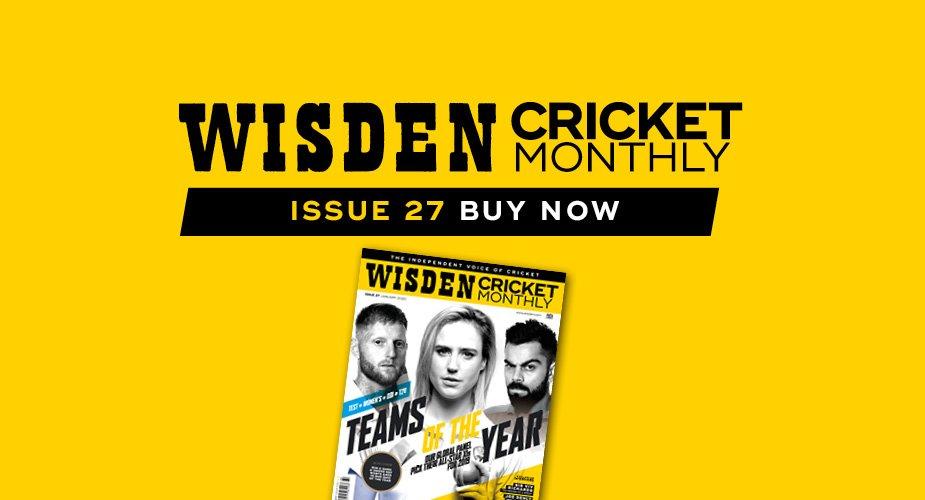Wisden Cricket Monthly issue 27