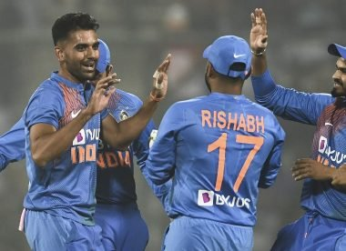 Men's T20I spell of 2019, No.1: Six-star Deepak Chahar 6-7 ends Bangladesh fight