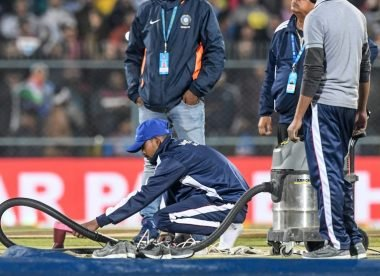 Hairdryers, vacuum cleaners, steam irons fail to save rain-hit India-Sri Lanka T20I