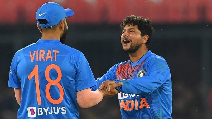 Stats: Kuldeep Yadav becomes third-fastest Indian to 100 ODI wickets