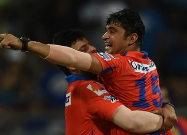 Pravin Tambe barred from IPL due to T10 stint, BCCI rule – report