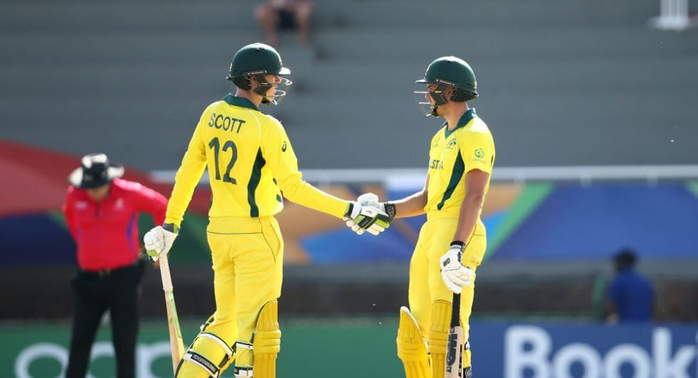 Sam Fanning and Liam Scott are two Australia U-19 players facing sanctions