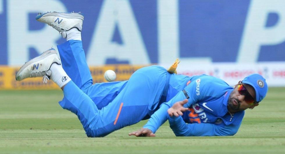 Shikhar Dhawan injury