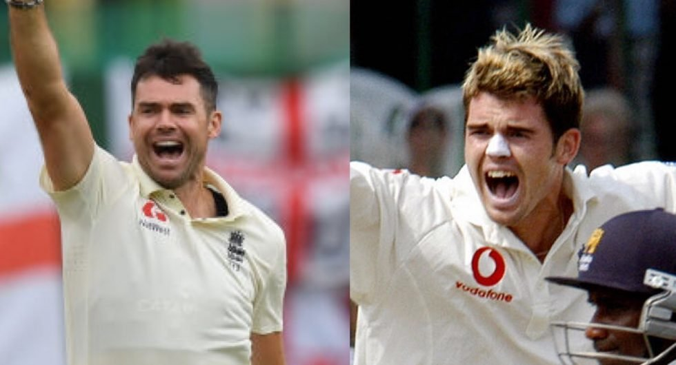 James Anderson stats