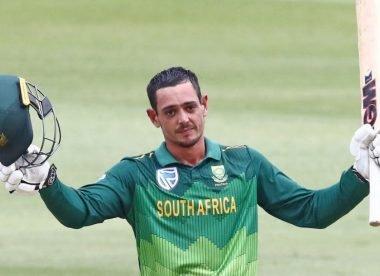 Quinton de Kock replaces Faf du Plessis as South Africa ODI captain