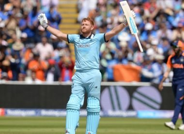 Wisden's men's ODI innings of 2019, No.2: Jonny Bairstow bosses India