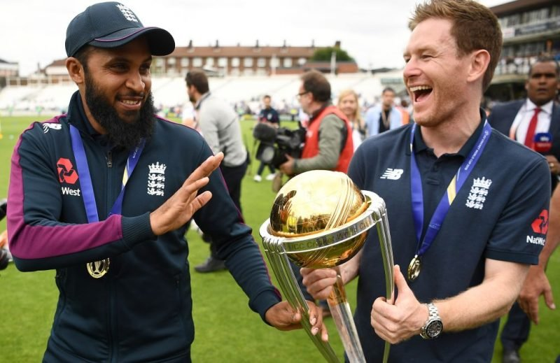 Adil Rashid picked up 11 wickets for England at the 2019 World Cup