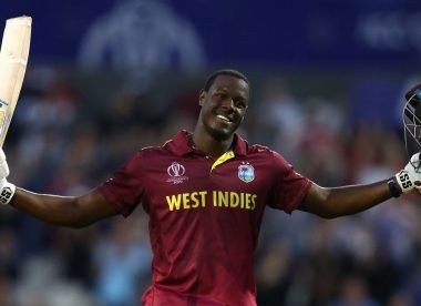 Wisden's men's ODI innings of 2019, No.4: Carlos Brathwaite – A dream diminished, but a name remembered