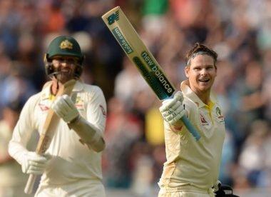 Wisden men's Test innings of 2019, No.3: Steve Smith back where he belongs
