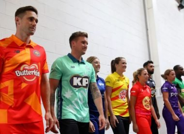 The Hundred: KP Snacks branding will not appear on children's replica shirts