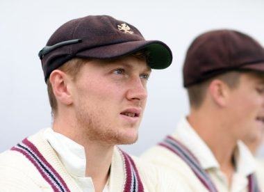 England's No.1, Somerset's No.2 – The Dom Bess dilemma