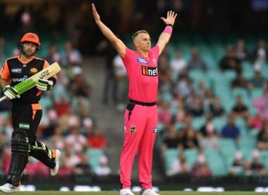 How are England players faring in the Big Bash League?