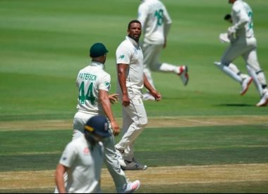 Vernon Philander cops fine from ICC for Jos Buttler send-off
